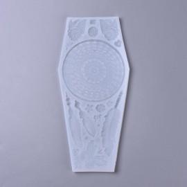 Molde de silicone de Atrapasueños para trabajar con resina