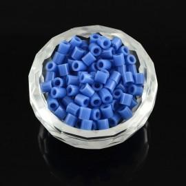 Paquete abalorios de calor Azul Royal, 5mm