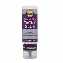Goma Tacky Glue Quick Dry Aleene´s, contiene 4 oz