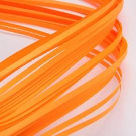 Papel para filigrana en color Naranja de 3 mm