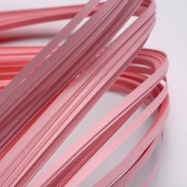 Papel para filigrana en color Rosado de 3 mm