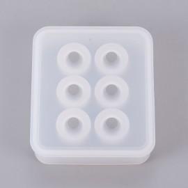 Molde de Abalorios de perla de 16 mm para trabajar con resina