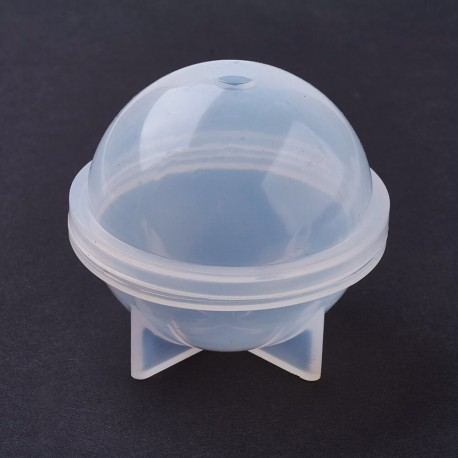 Molde de silicone de Bola de 30 mm de diametro