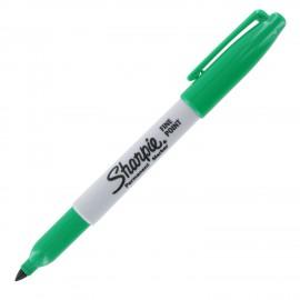 Pilot Sharpie punta fina color Verde