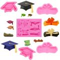 Paquete de moldes de Graduacion