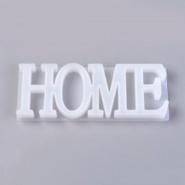 Moldes de silicone HOME