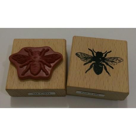 "Sello de Madera ""Insecto"""
