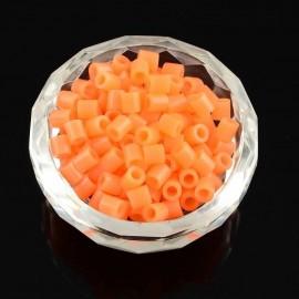 Abalorios de calor Naranja de 5 mm