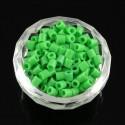 Abalorios de calor Limegreen de 5 mm