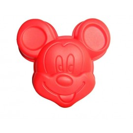 Molde silicone Mickey Mouse