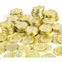 Monedas para fiestas