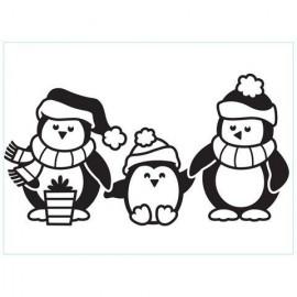 Embosador de Pinguinos de Darice