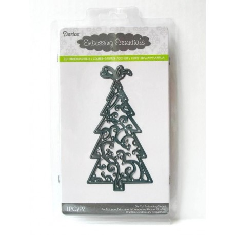 Troquel Christmas Tree