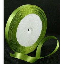 Cinta de Satin Verde Musgo 15mm