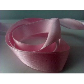 Cinta de Satin Rosa 20 mm
