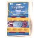 Guías de ajustes para telares de knifty knitter