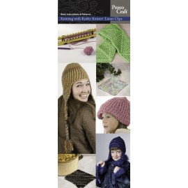 Revista Loom Crafts with Knifty Knitter