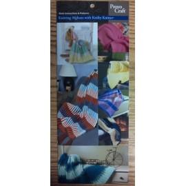Revista Knifty Knitter Loom Clip Slim Jim