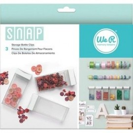 Clips pequeños para Snap Storage de We R Memory Keeper