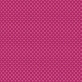 "Paquete de cartulinas puntos sobre rosado de Core dinations, 12x12"""
