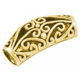 Colgantes color Oro antiguo