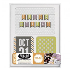 """Kit """"Bewitched"""" de We R Memory Keeper"""