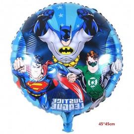 Globo de aluminio de Liga de la Justicia