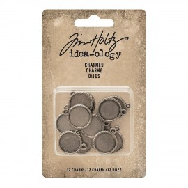 Hanging Charms by Tim Holtz Idea-ology