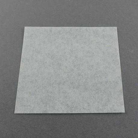 Papeles para aplanchar los abalorios de calor