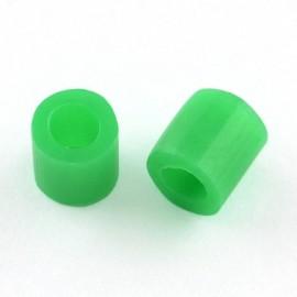 Paquete de mini abalorios de calor 3x2.5 mm Verde Claro