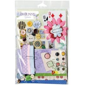 "Kit de embellecedores ""Secret Garden"" de Bu Bonny"