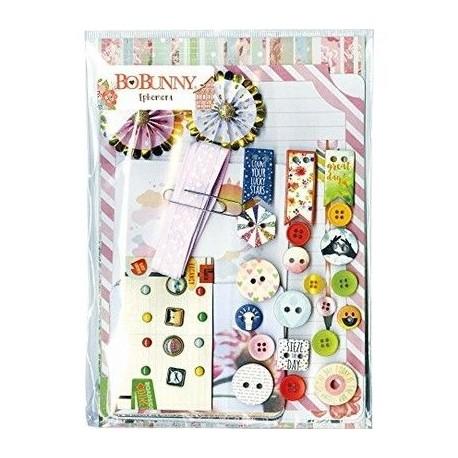 """Kit de embellecedores """"Weekend Adventures"""" de Bu Bonny"""