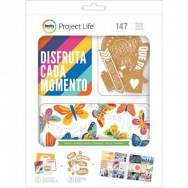 Kit para fotos Salsa Edition de Project Life