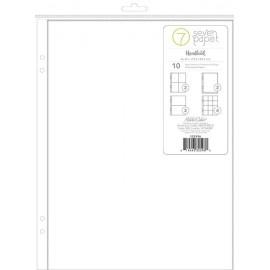"""Sobres de Studio Calico. Tamaño 6x8"""". Pocket variados"""