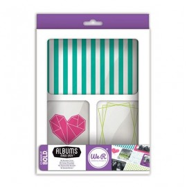 """Kit """"Clearly Bold"""" de We R Memory Keeper"""