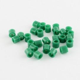 Paquete Abalorios de calor Verde Oscuro de 5 mm