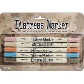 Paquete de 2 marcadores Distress.