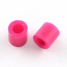 Paquete Abalorios de calor en color Fucsia de 5 mm