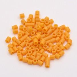 Abalorios de calor en color Dark Orange de 5 mm