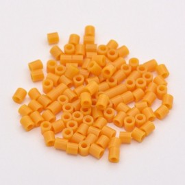 Paquete Abalorios de calor en color Mostaza Oscuro de 5 mm