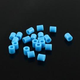 Abalorios de calor en color DeepSkylBlue de 5 mm