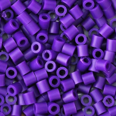 Abalorios de calor Darkblue de 5 mm