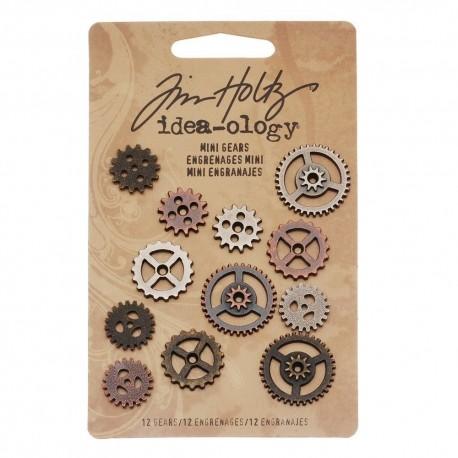 Mini Gears de Tim Holtz Idea-Ology