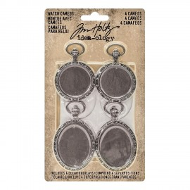 Watch Cameos by Tim Holtz Idea-ology