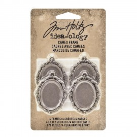 Cameo Frames by Tim Holtz Idea-ology