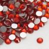Paquete de Cristales Grado A Rojo. Tamaño 5 mm