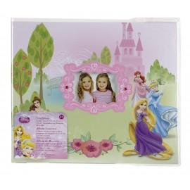 "Album de fotos de Princesas Disney, Tamaño 8x8""."