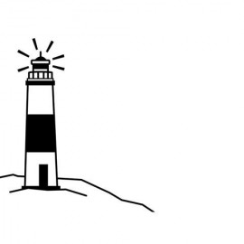 "Folder embosador ""Lighthouse"" de Darice"