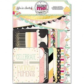 "Journal Card ""You´re invited"" de BoBunny"