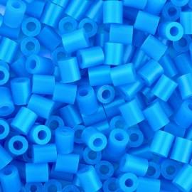 Paquete de mini abalorios de calor 3x2.6 mm DodgerBlue